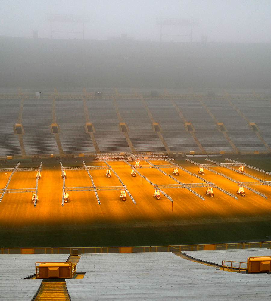 Lambeau Field Playing Surface